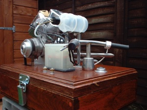 14 Scale Model Engines